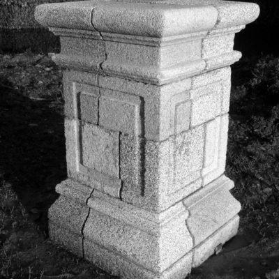 dais granite bretagne Lucien Mazé Tailleur de Pierre