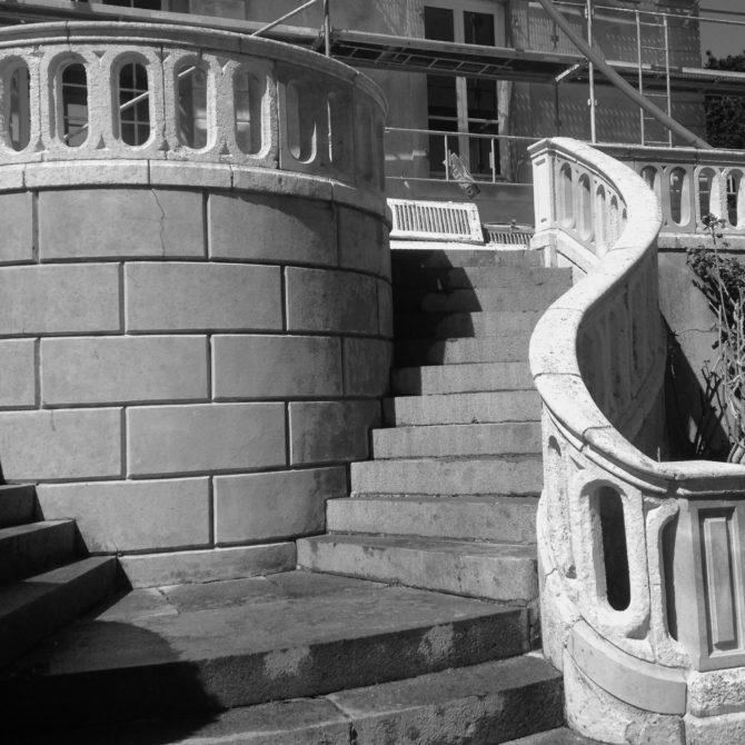 Lucien Maze - Escalier Saint Jouan