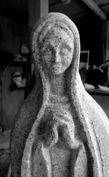 Lucien Maze - Vierge Créhen